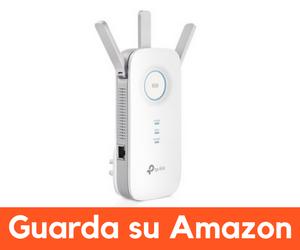 tp link re450 miglior ripetitore wifi per casa