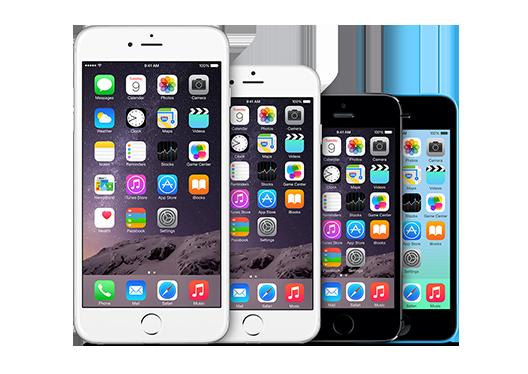 Evoluzione Design Iphone