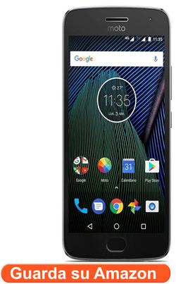 Lenovo Moto G5 Plus recensione