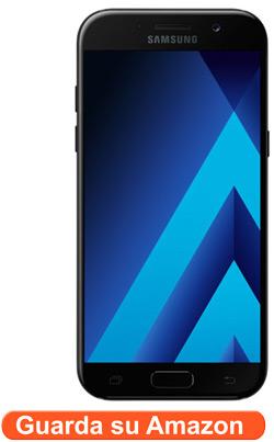 Samsung Galaxy A5 2017 recensione