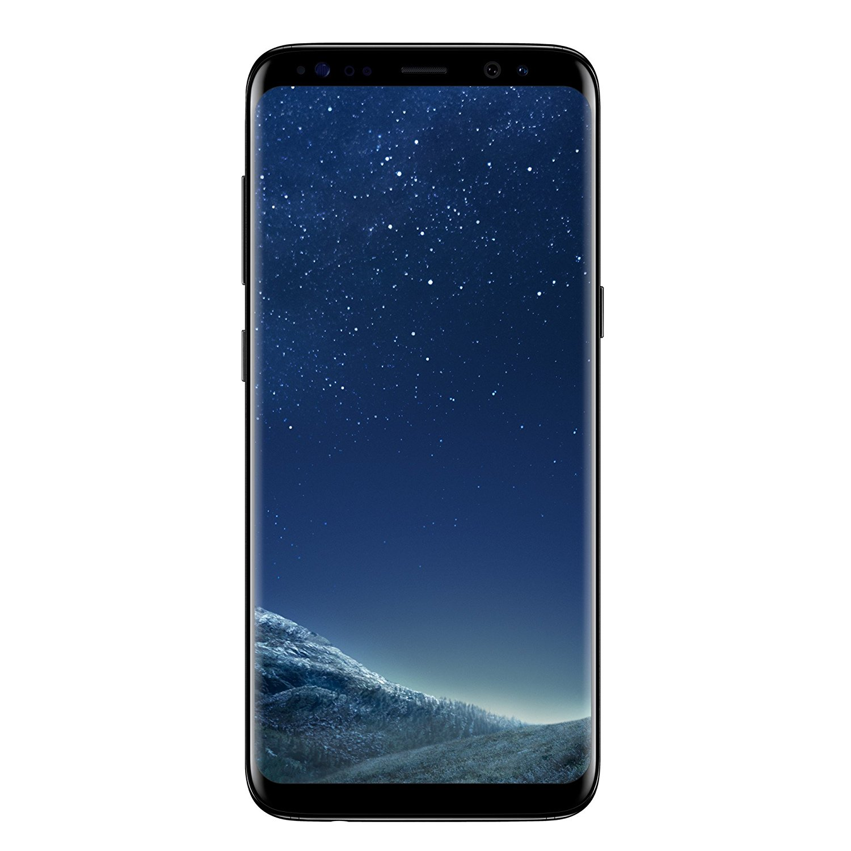 Samsung Galaxy S8 - lo schermo occupa quasi tutta la parte frontale dello smartphone