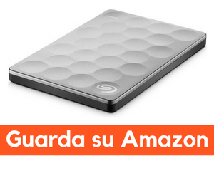 seagate back up plus ultra slim recensione