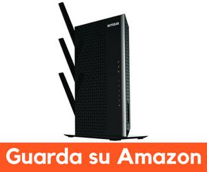 Netgear EX7000 miglior wifi extender desktop