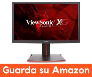 Viewsonic XG2401 recensione