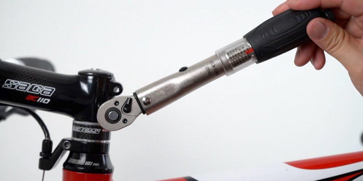 chiave dinamometrica bici
