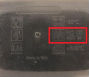 simbolo contenitori microonde